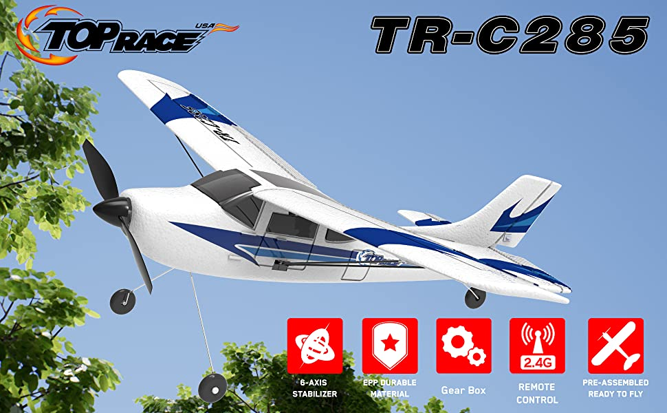 Remote Control Airplane Easy to Fly
