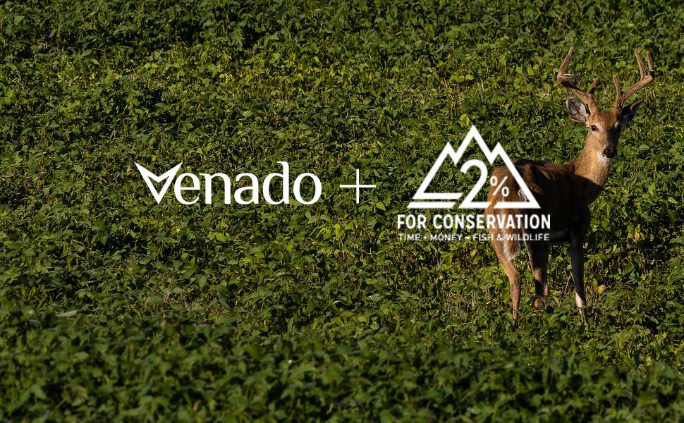 Venado Deer Conservation apparel