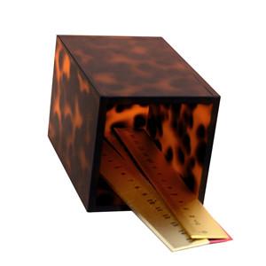 amber pen holder pencil holder cup for desk
