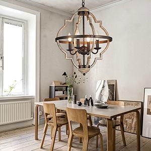 diningroom chandelier