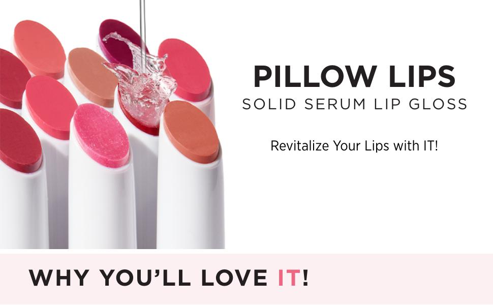 Pillow Lips Solid Serum Dream Gloss