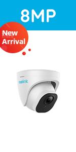 RLC-820A Smart Person/Vehicle Detection Camera