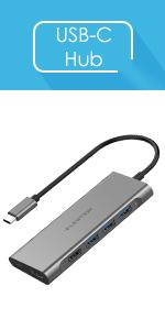 8 in 1 USB-C Hub