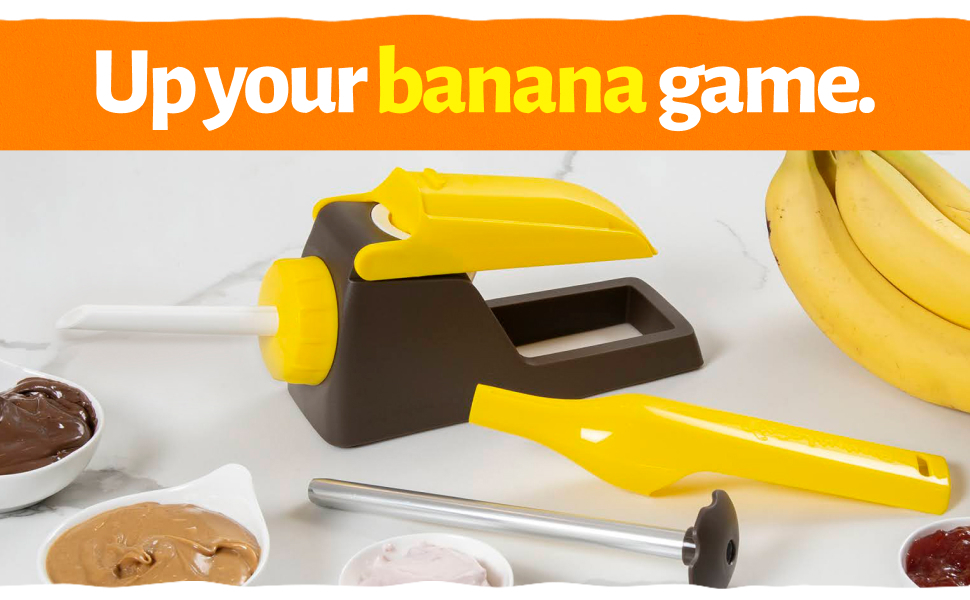 Up your banana game