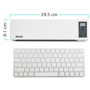 portable, small footprint
