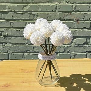 white Chrysanthemum Ball