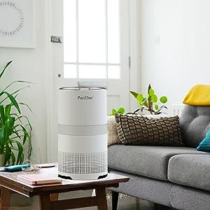 Desktop Air Cleaner