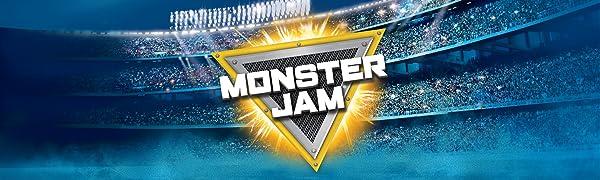 Monster Jam, Trucks