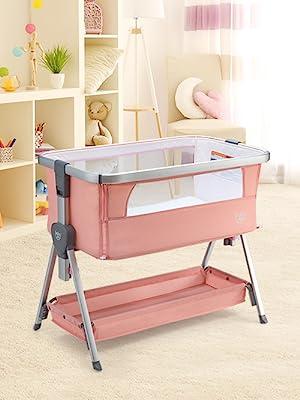 folding baby bassinet