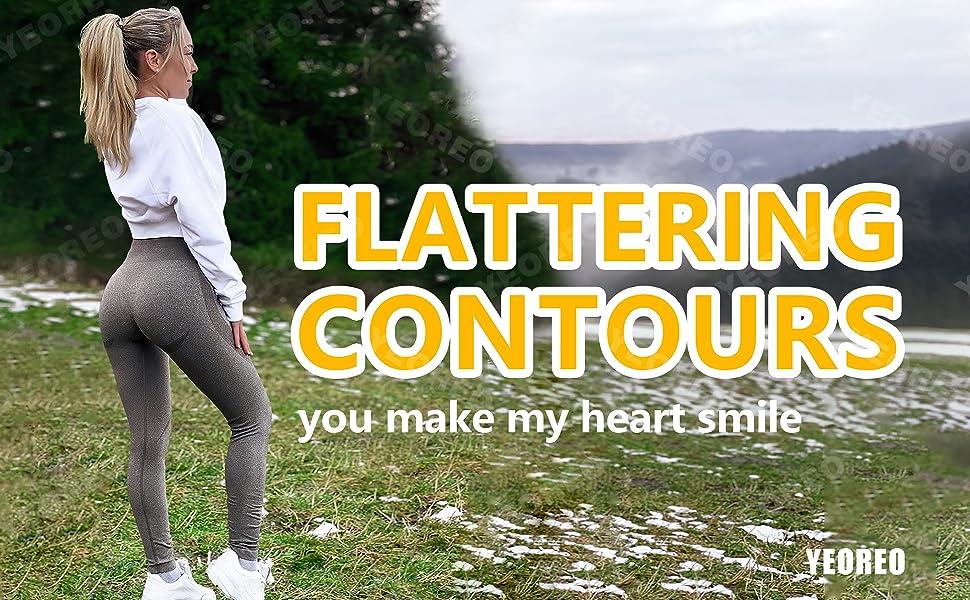 form flattering contours