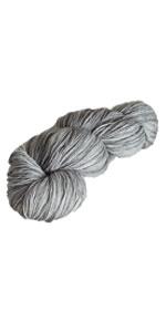 hawthorne grey gray black yarn