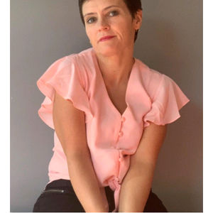 pink blouse shirts