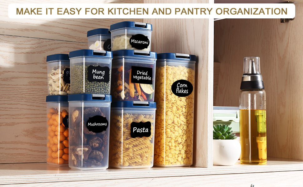 Food Storage Container with Lids Airtight