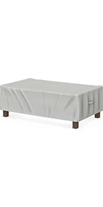 SimpleHouseware Patio Coffee Table Cover