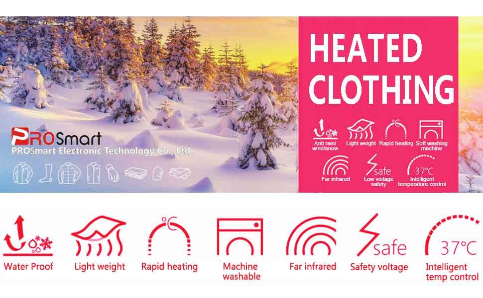 PROSmart Heated Jackets