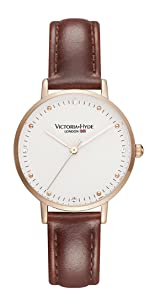 women watches ladies wristwatch genuine leather strap gifts for her