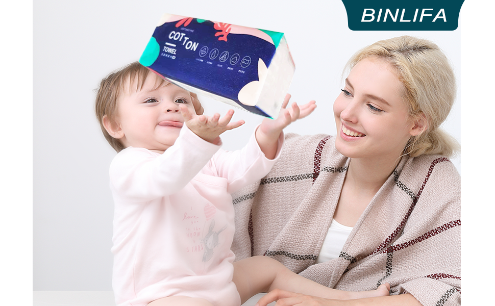 BINLIFA Cotton tissue