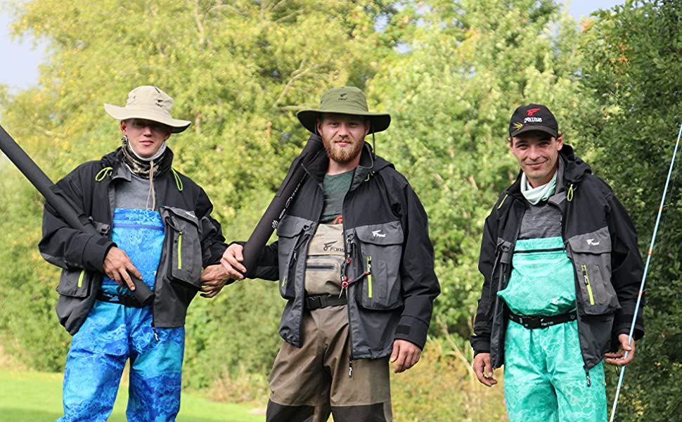 wading jacket fly fishing