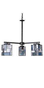 tiffany chandelier, kitchen chandelier