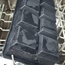 clean ice cube tray in dishwasher or clean it by hand