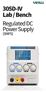 yihua dc power supply 0-30V 0-5A