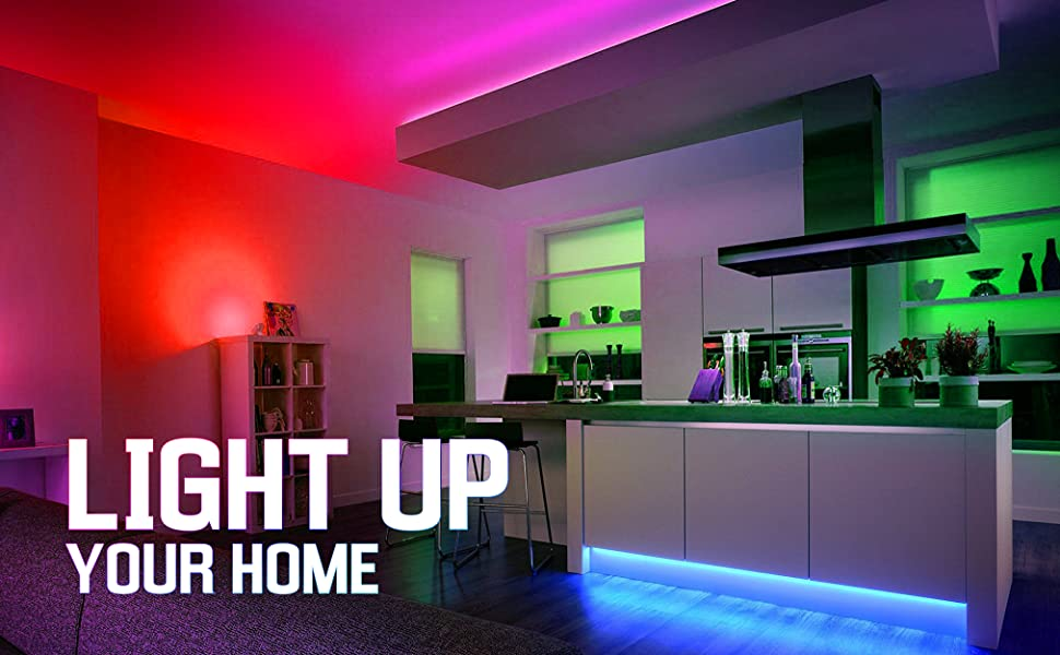light up your home