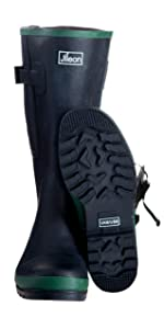 Jileon Ankle Height Wellies for Women