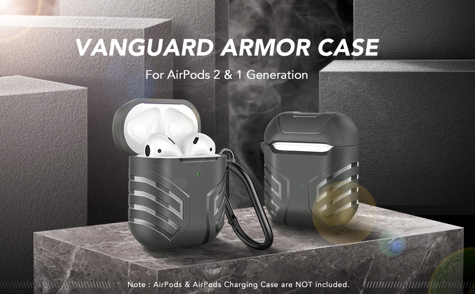 Earpods Case for AirPods 2nd & 1st