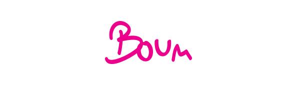 Boum logo