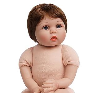 """2 x pagliaccetto per adattarsi 20/""""to 22/"""" TWIN reborn doll handmade"""