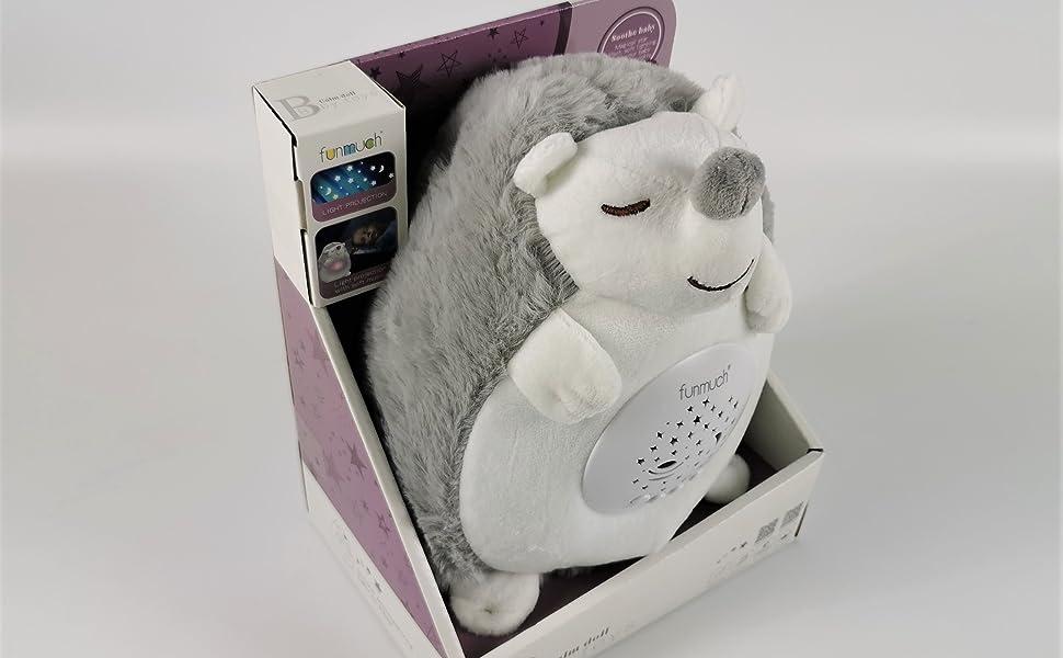 赤ちゃん、子どもをもつパパ・ママに新提案!赤ちゃんと子どもの良質な眠りを整える「寝かしつけ ぬいぐるみ ロボット」!ご出産祝いにも喜ばれます