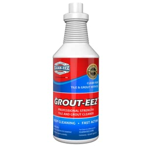 grout-eez, grout cleaner, tile grout cleaner, clean, floor, bathroom, kitchen, home, tile and grout