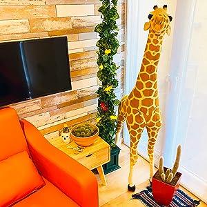 伊豆シャボテン本舗 恐竜 おもちゃ ガーランド ライト 子供部屋 キャンプ 誕生日 クリスマス 装飾