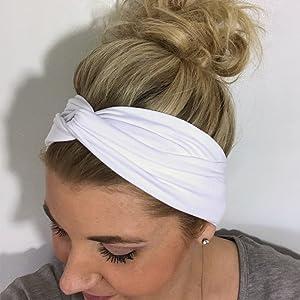 cross headbands