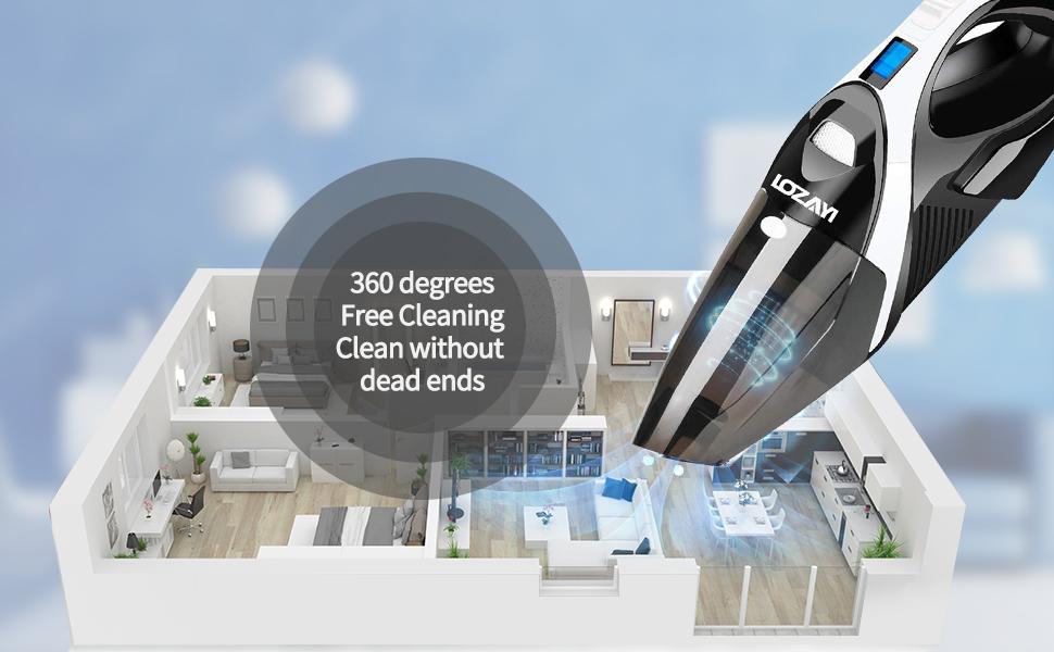Vacuum Cleaner Home