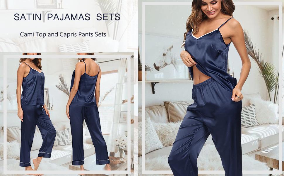 women pajamas set