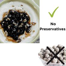 No preservatives J way boba