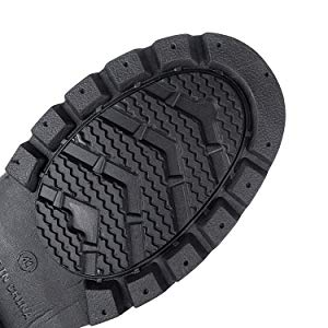 Traction Rubber Sole