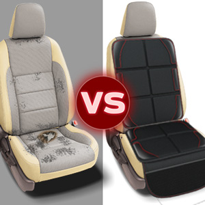 car seat protector for leather car seat