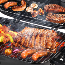 Durable Tabletop Barbecue