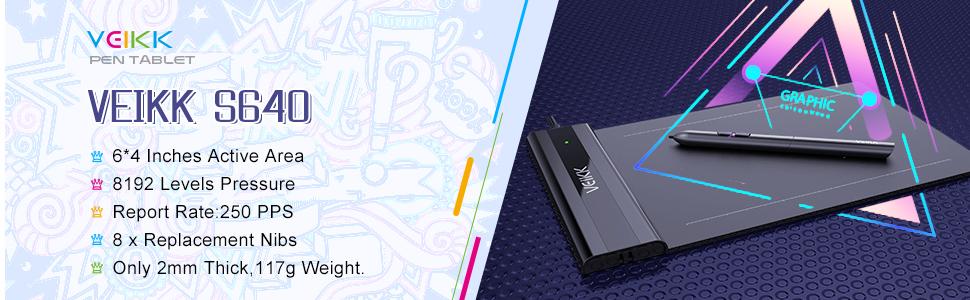 Osu tabet veikk S640