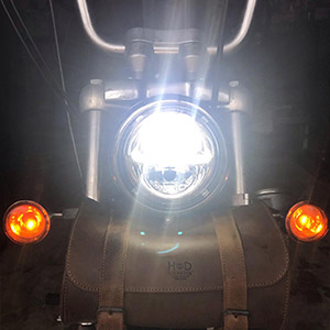 sporster led headlight