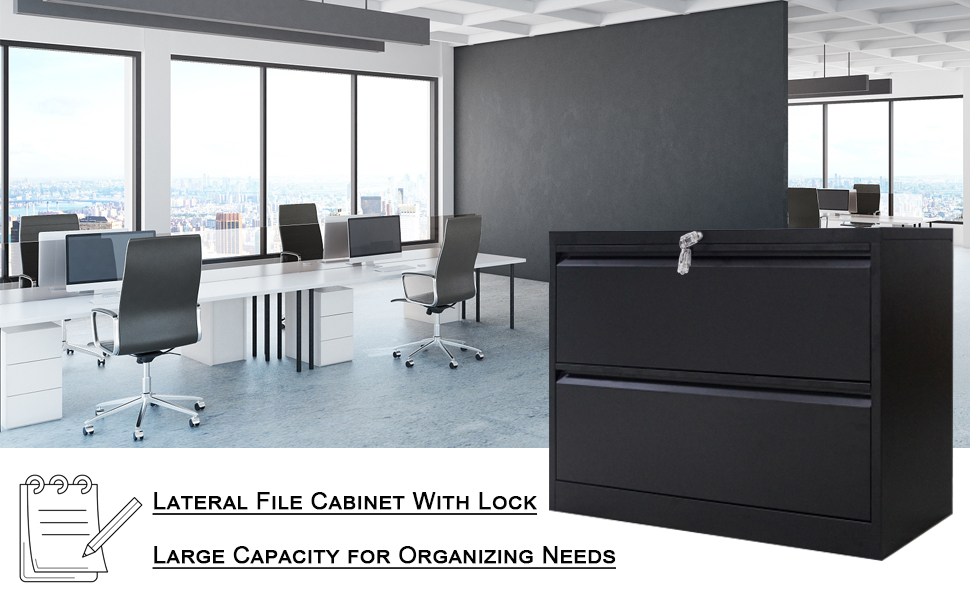 3 drawer file cabinet for home office