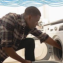 washing machine cleaner washer man men
