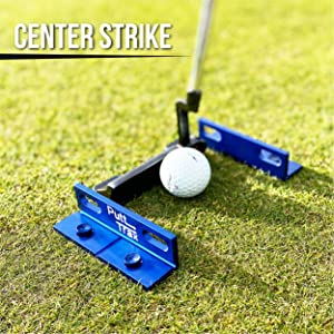 Putter guide, putting teacher, golf home tools, putting fixer, swing aid,