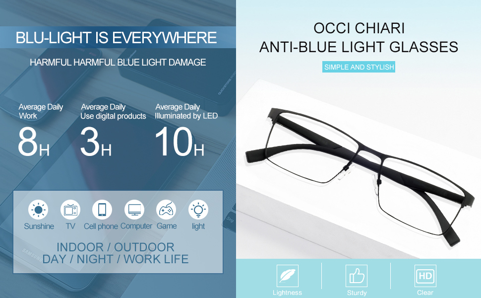 blue light blcokig glasses men computer glasses men anti blue light glasses men