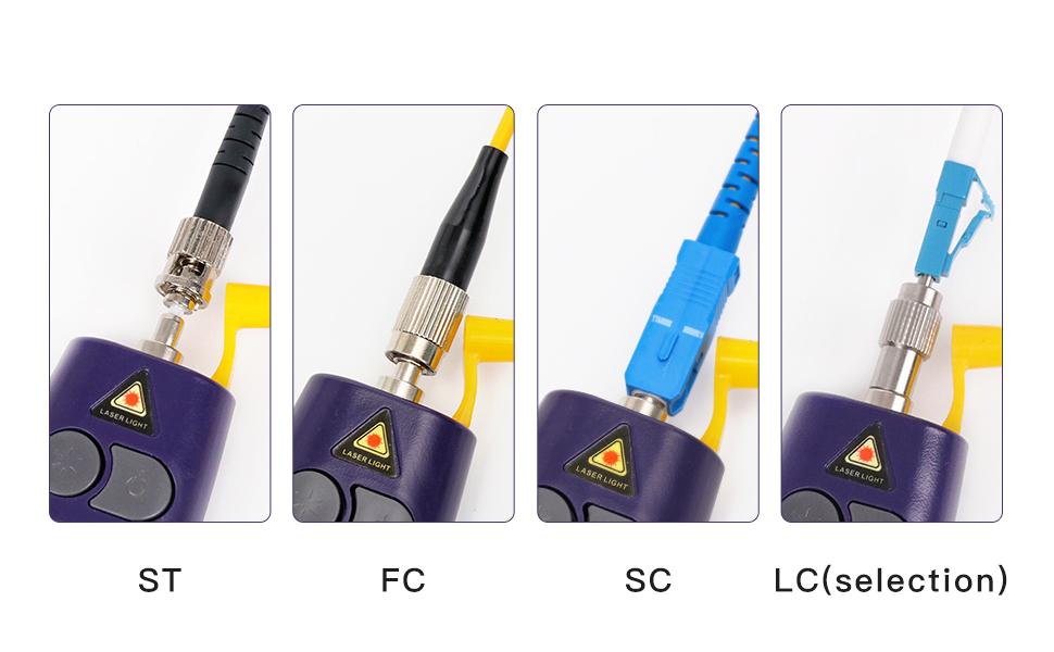 30mw//25-30km Orientek Visual Fault Locator 5-30km VFL 1mw 10mw 20mw 30mw Fiber Break Checker 650nm VFL Pen