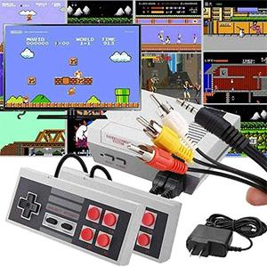 Classic Mini Retro Video Game Console