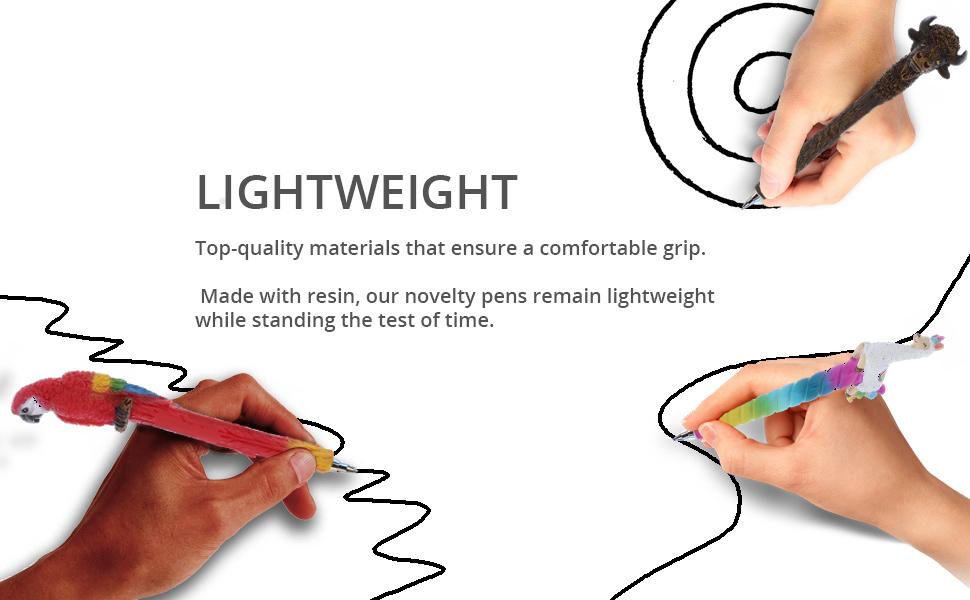 Lightweight Pen