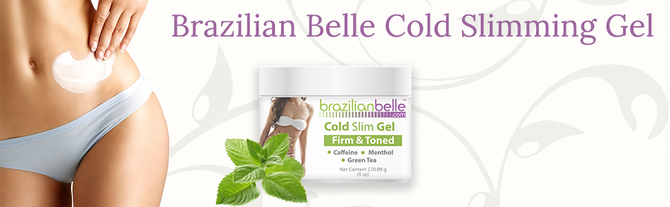 cold slimming gel cryo cream